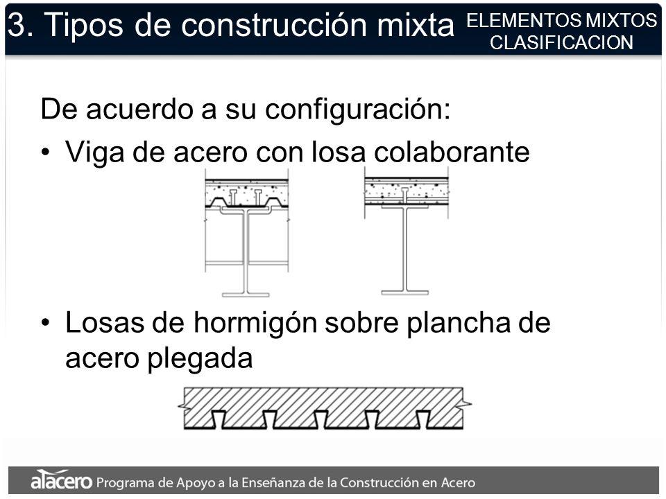 3. Tipos de construcción mixta