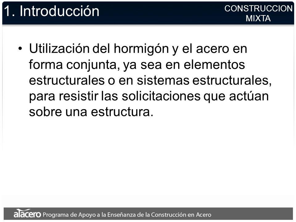 1. IntroducciónCONSTRUCCION. MIXTA.