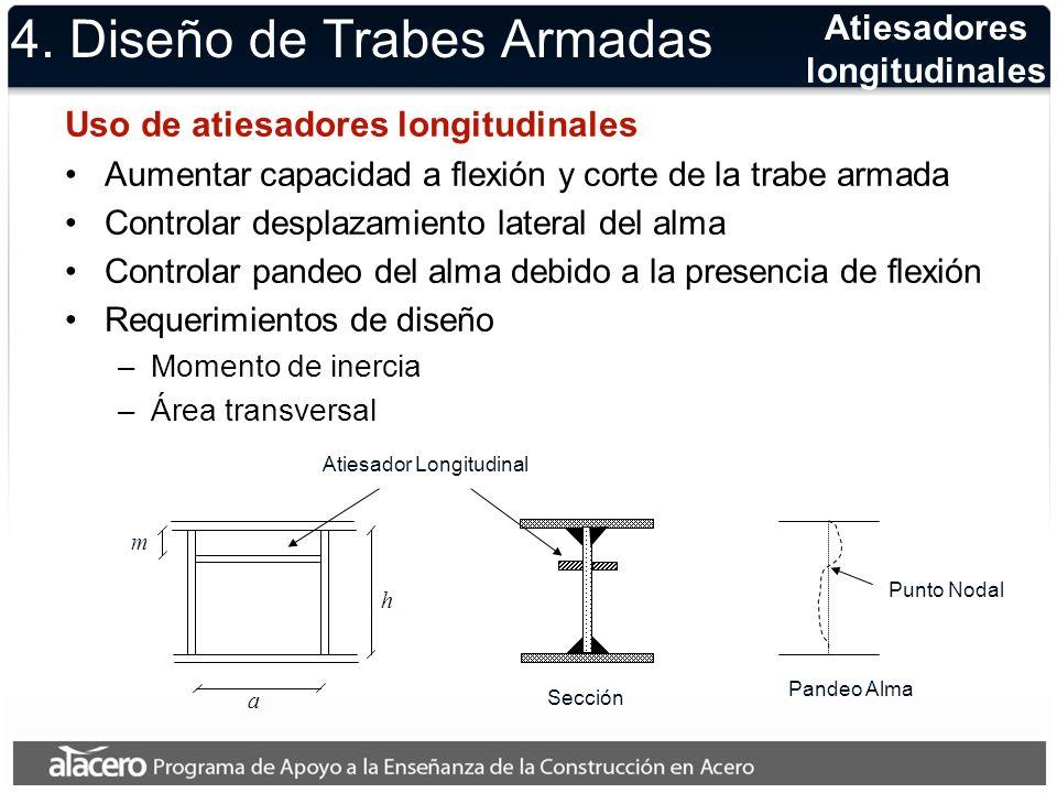 4. Diseño de Trabes Armadas