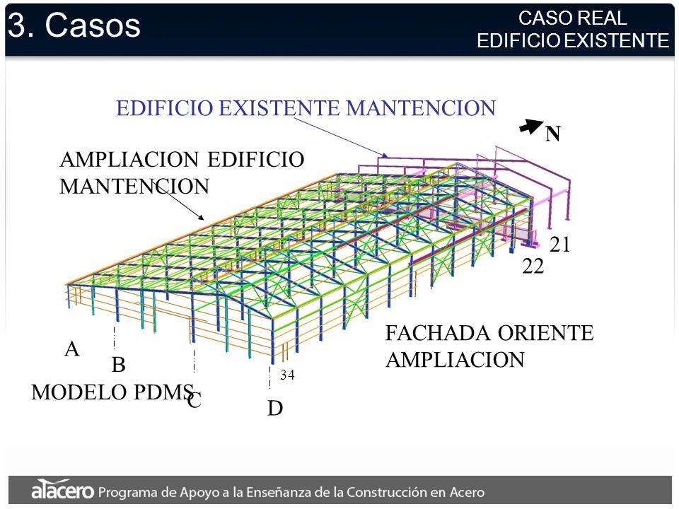 3. Casos EDIFICIO EXISTENTE MANTENCION N AMPLIACION EDIFICIO