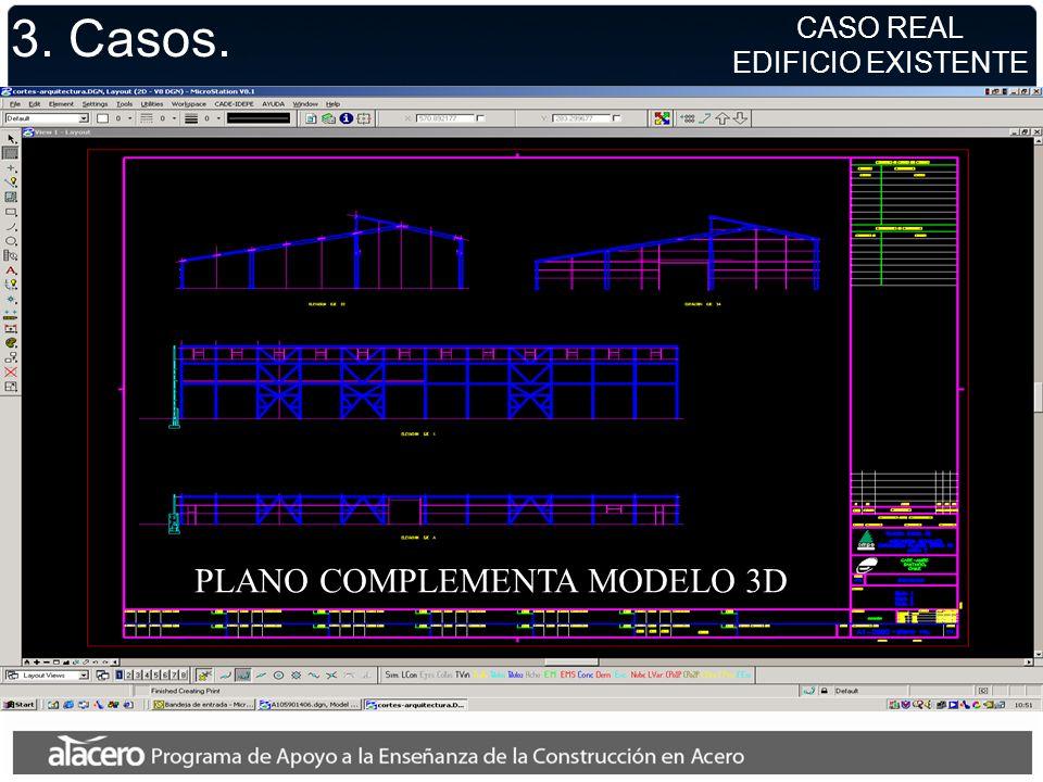 PLANO COMPLEMENTA MODELO 3D