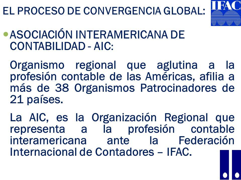 ASOCIACIÓN INTERAMERICANA DE CONTABILIDAD - AIC: