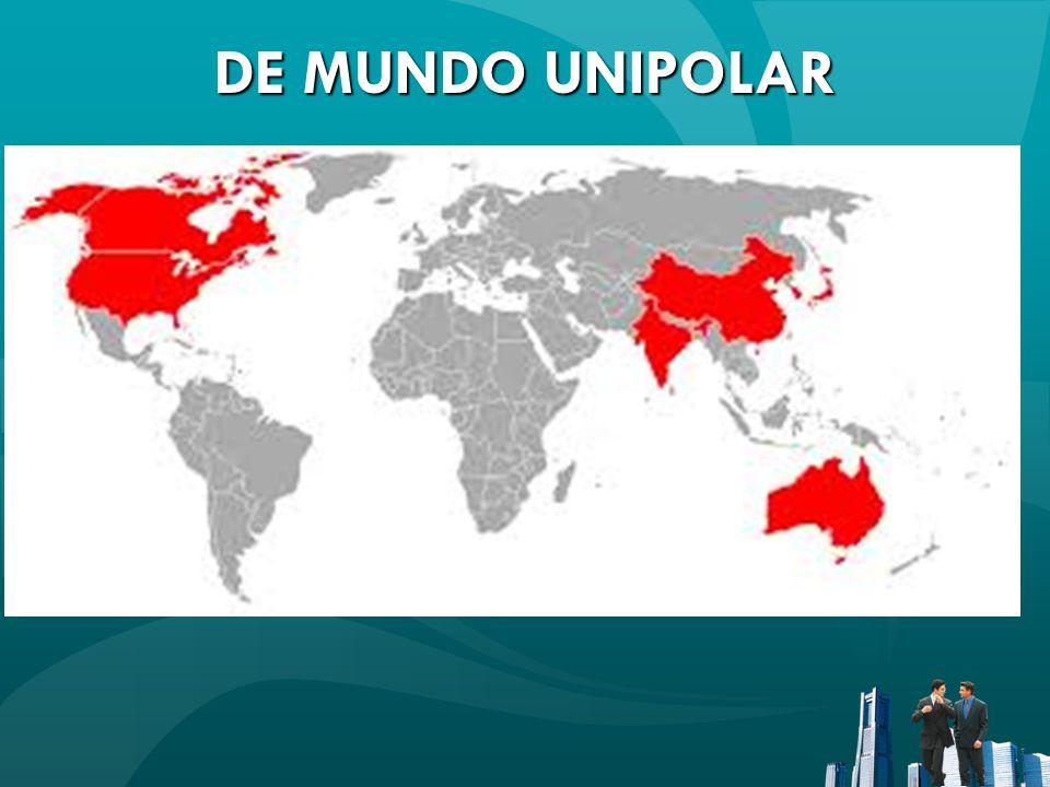 DE MUNDO UNIPOLAR