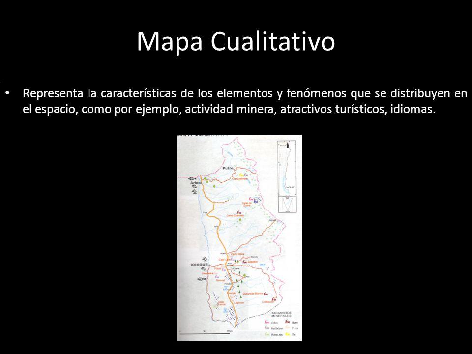 Mapa Cualitativo