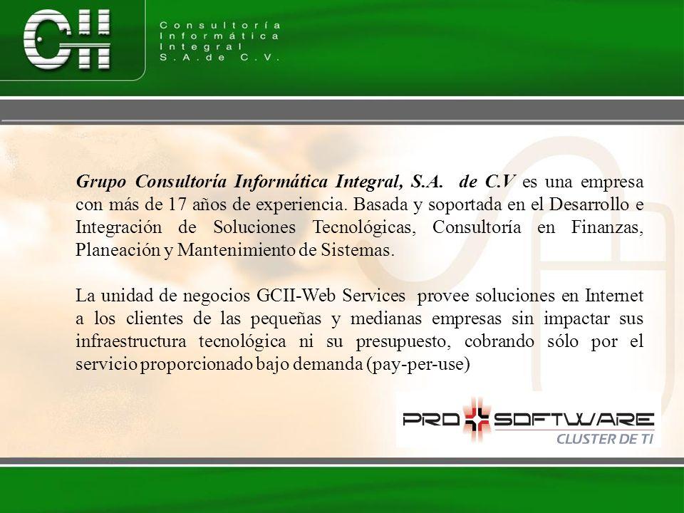 Grupo Consultoría Informática Integral, S. A. de C