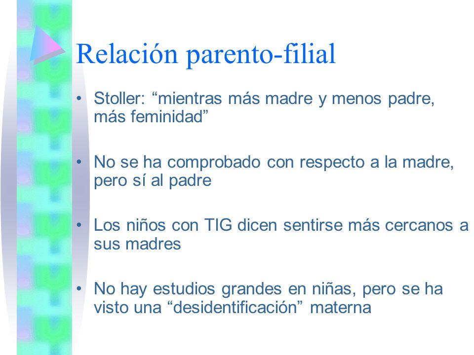 Relación parento-filial