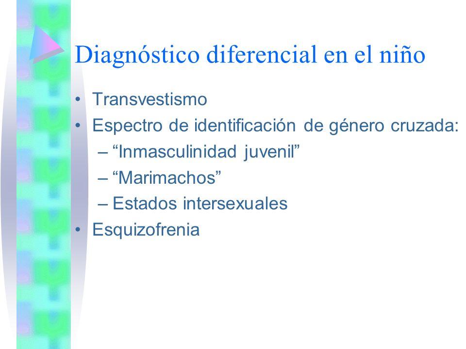 Diagnóstico diferencial en el niño