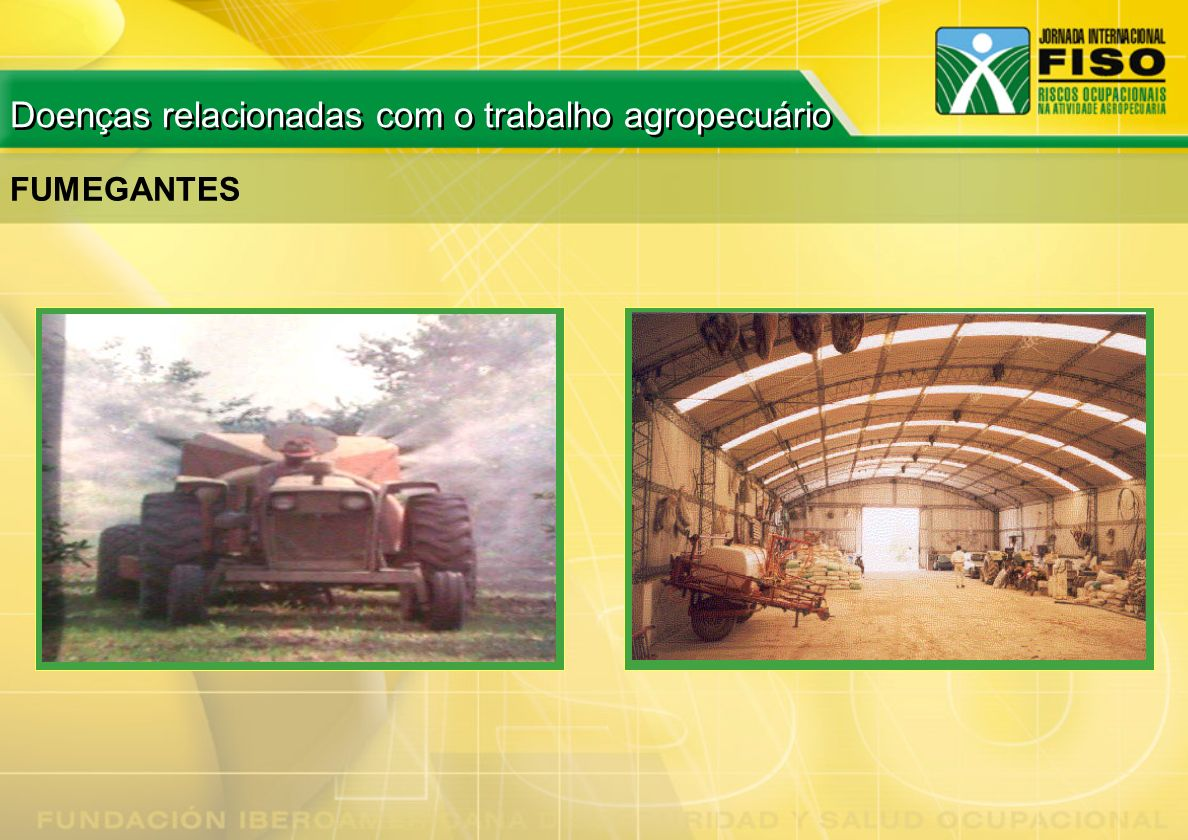 Doenças relacionadas com o trabalho agropecuário