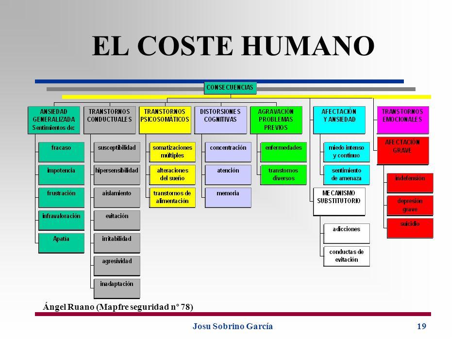 EL COSTE HUMANO Ángel Ruano (Mapfre seguridad nº 78)