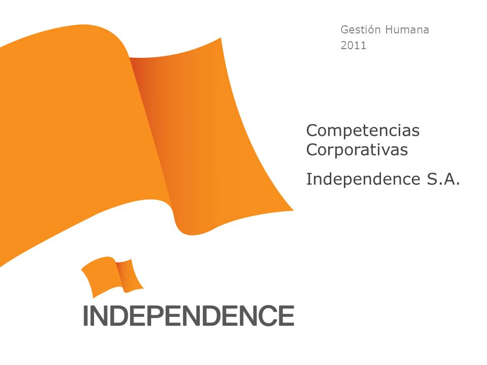 Competencias Corporativas Independence S.A.