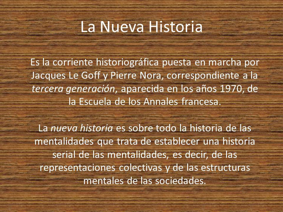 La Nueva Historia