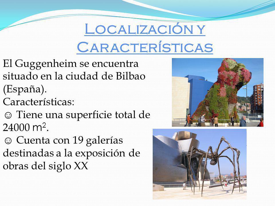 Localización y Características