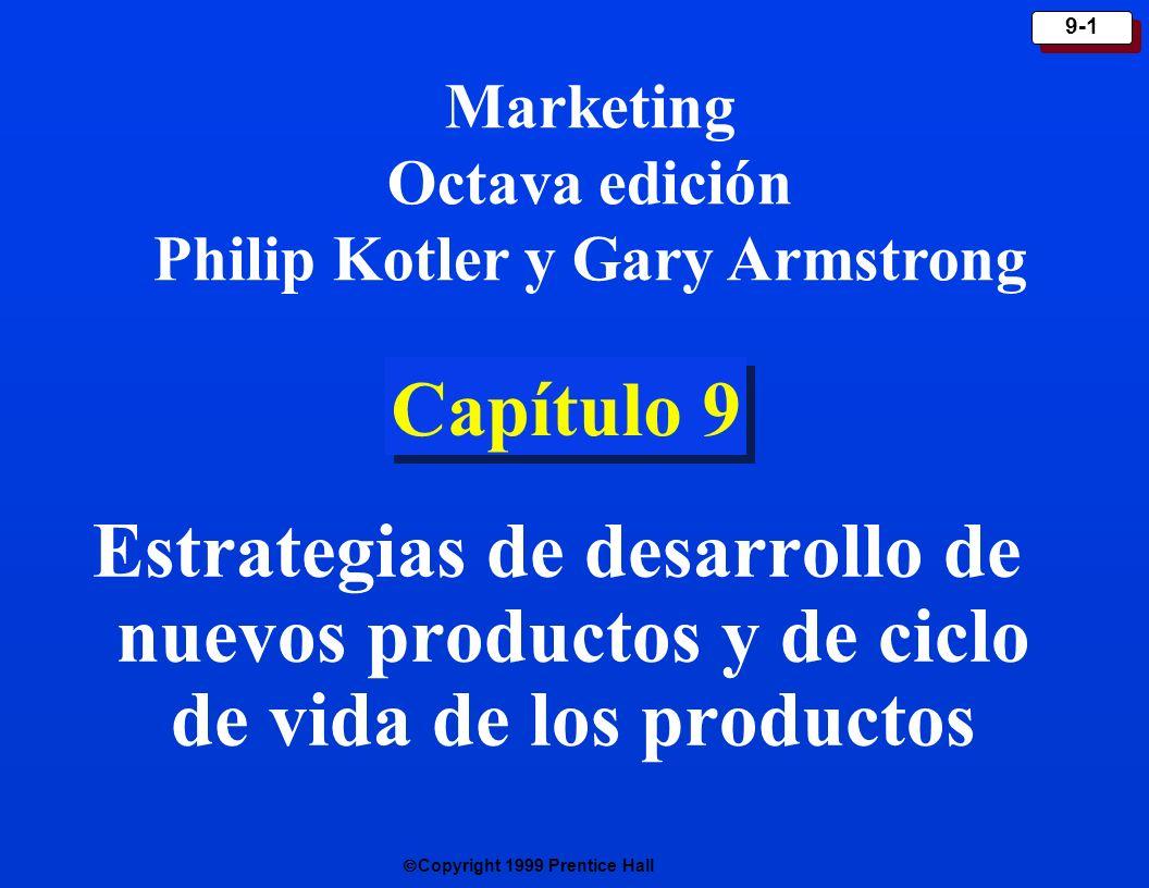 Philip Kotler y Gary Armstrong