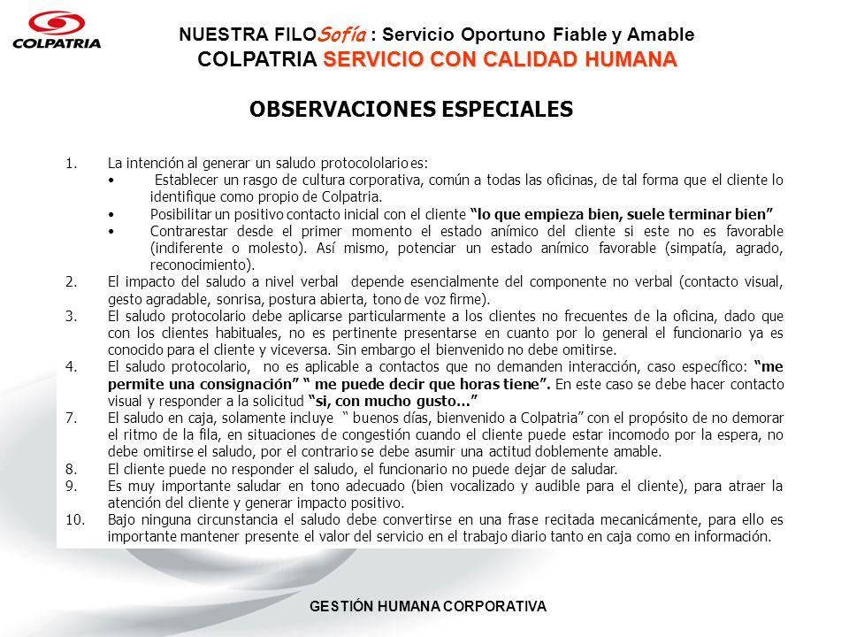 COLPATRIA SERVICIO CON CALIDAD HUMANA