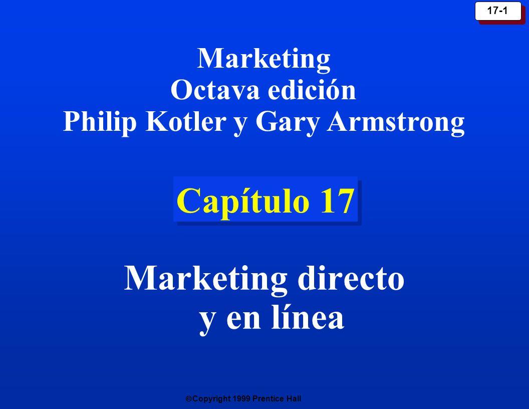 Marketing directo y en línea