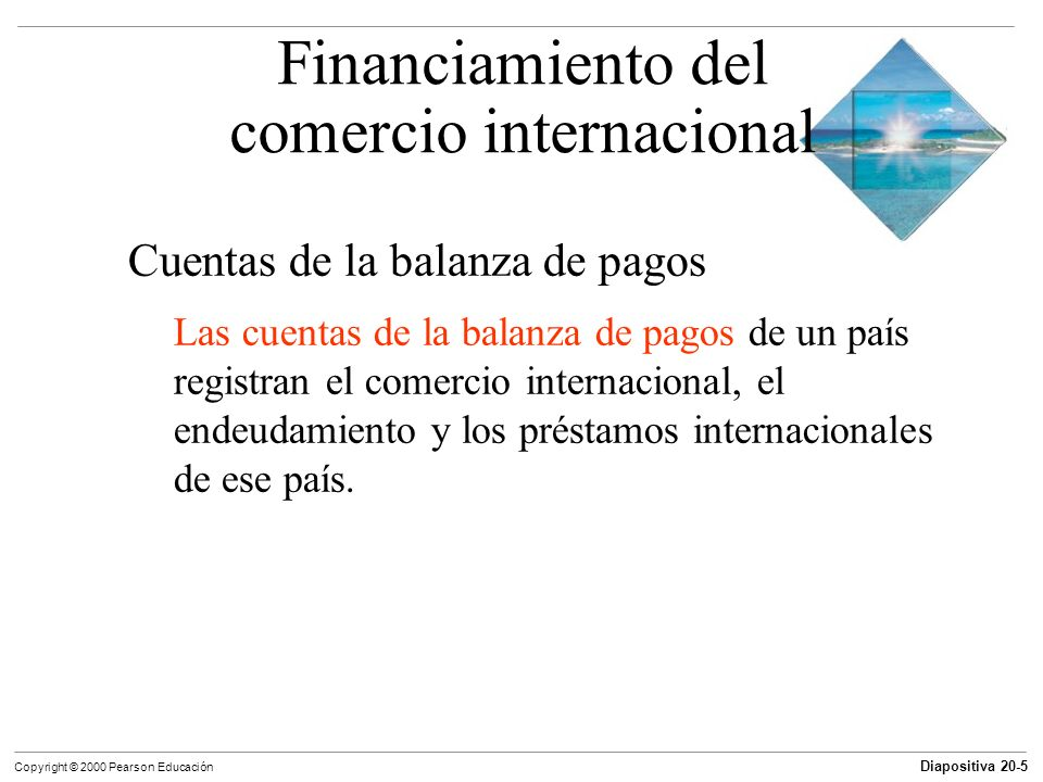 Financiamiento del comercio internacional
