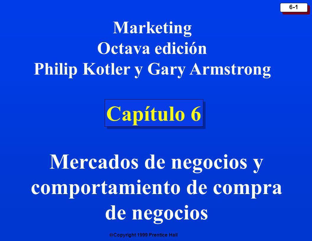 Philip Kotler y Gary Armstrong comportamiento de compra