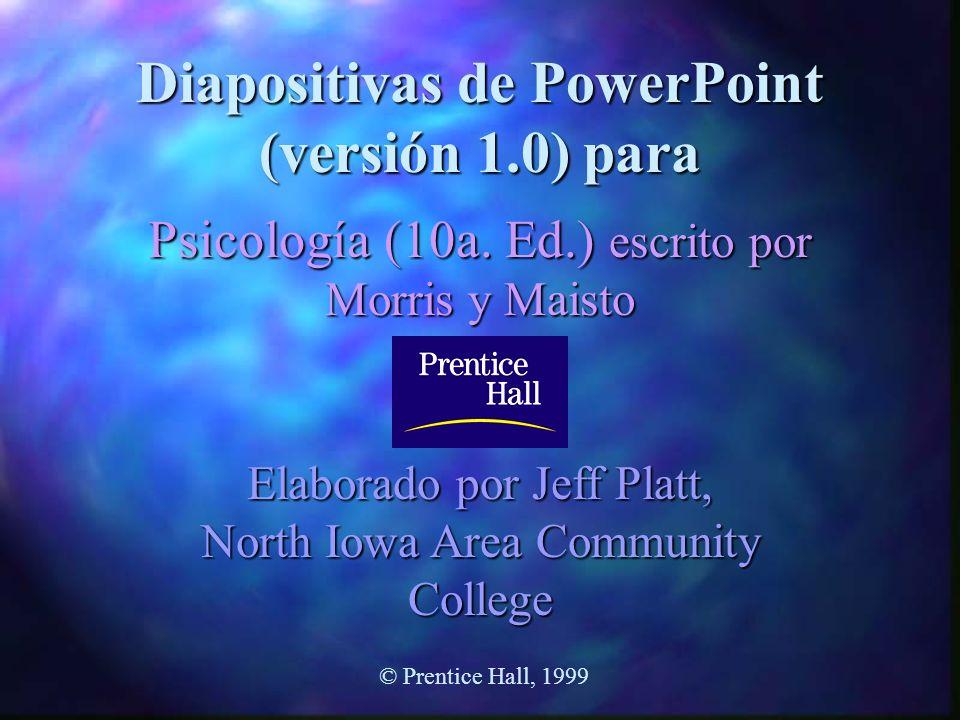 Diapositivas de PowerPoint (versión 1.0) para