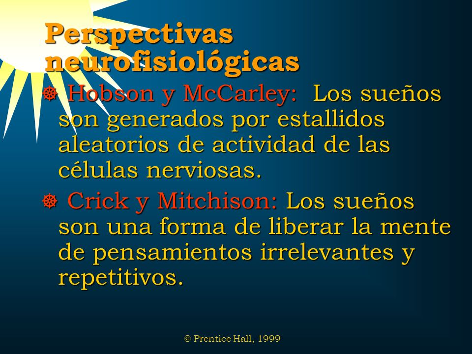 Perspectivas neurofisiológicas