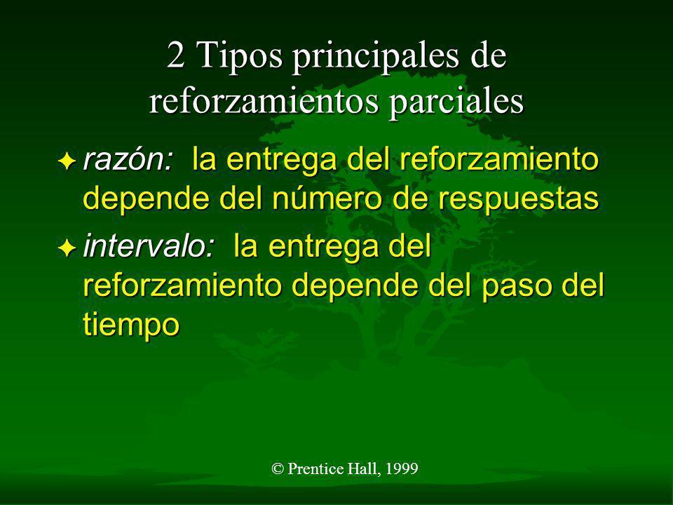 2 Tipos principales de reforzamientos parciales