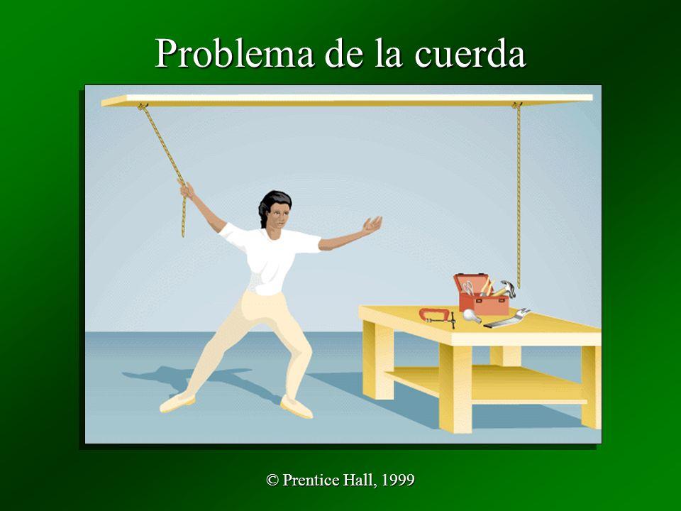 Problema de la cuerda © Prentice Hall, 1999