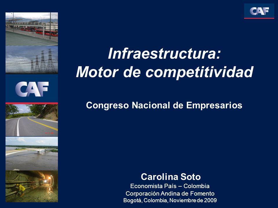 Motor de competitividad Congreso Nacional de Empresarios