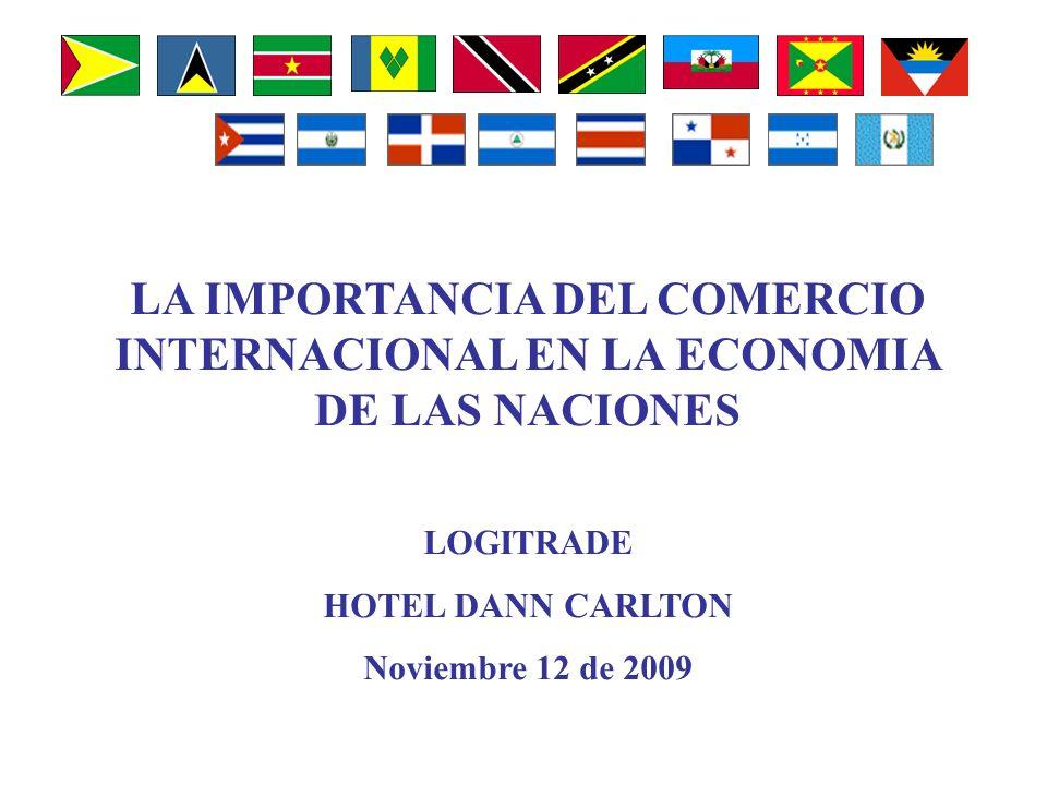 LA IMPORTANCIA DEL COMERCIO INTERNACIONAL EN LA ECONOMIA DE LAS NACIONES