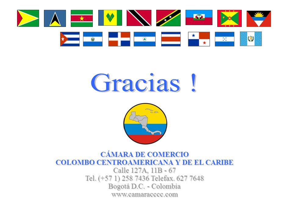 COLOMBO CENTROAMERICANA Y DE EL CARIBE