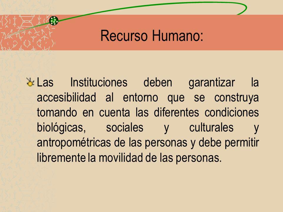 Recurso Humano:
