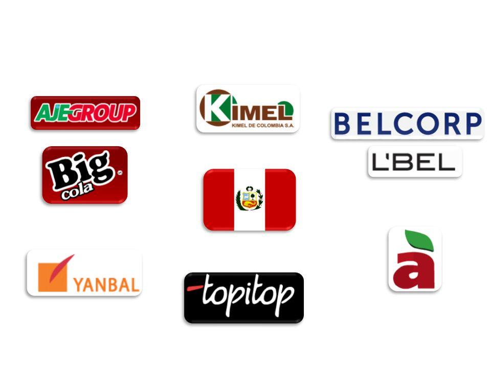 Empresas Peruanas con inversión en Colombia