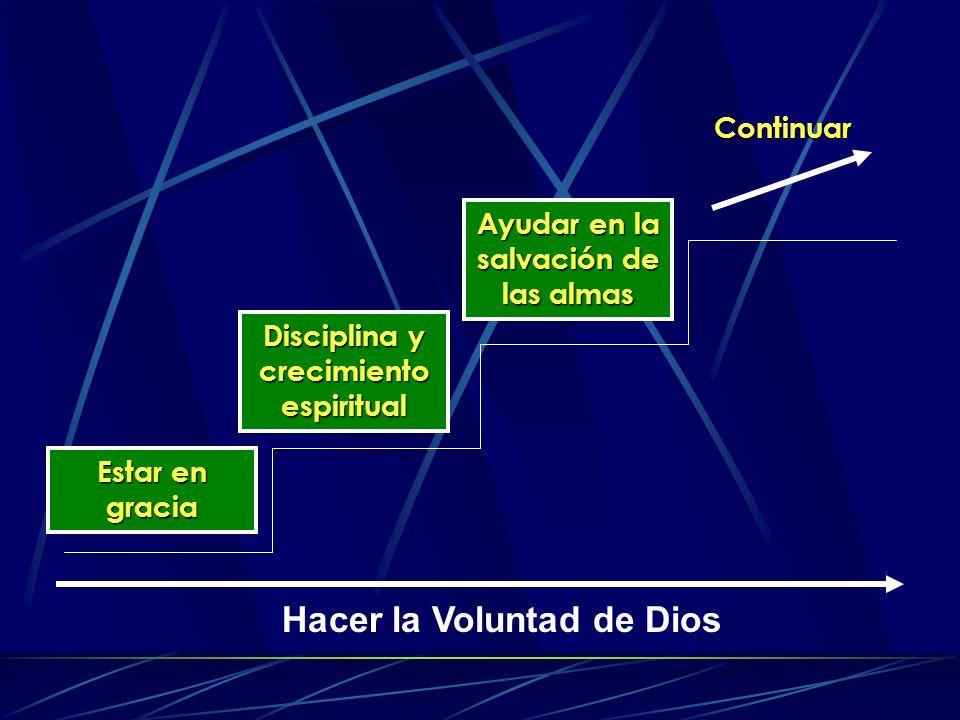 Hacer la Voluntad de Dios