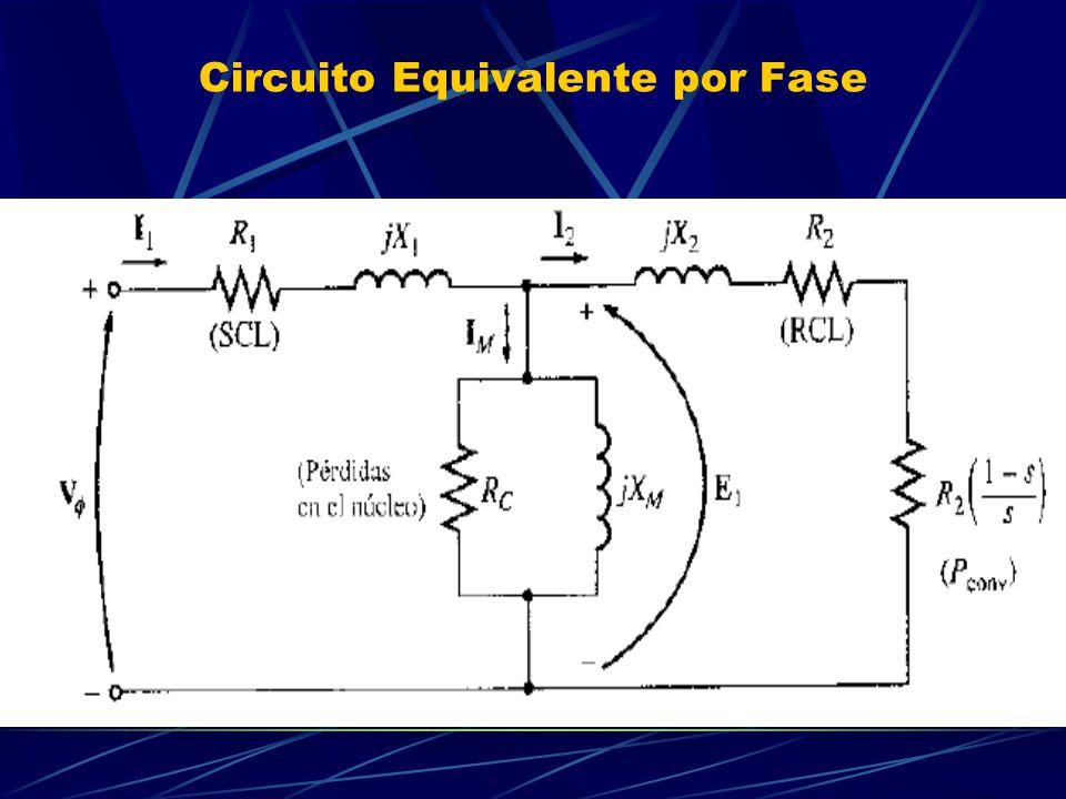 Circuito Equivalente por Fase