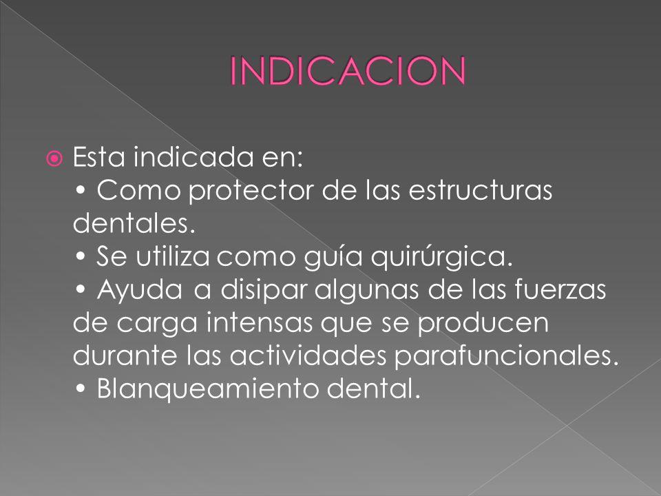 INDICACION