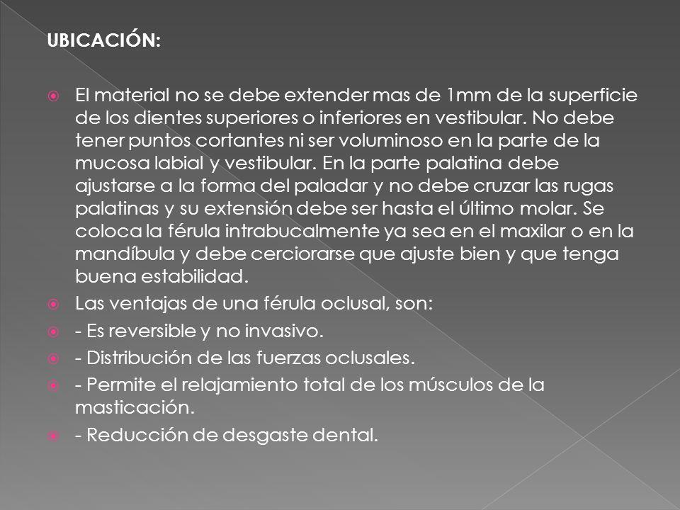 UBICACIÓN: