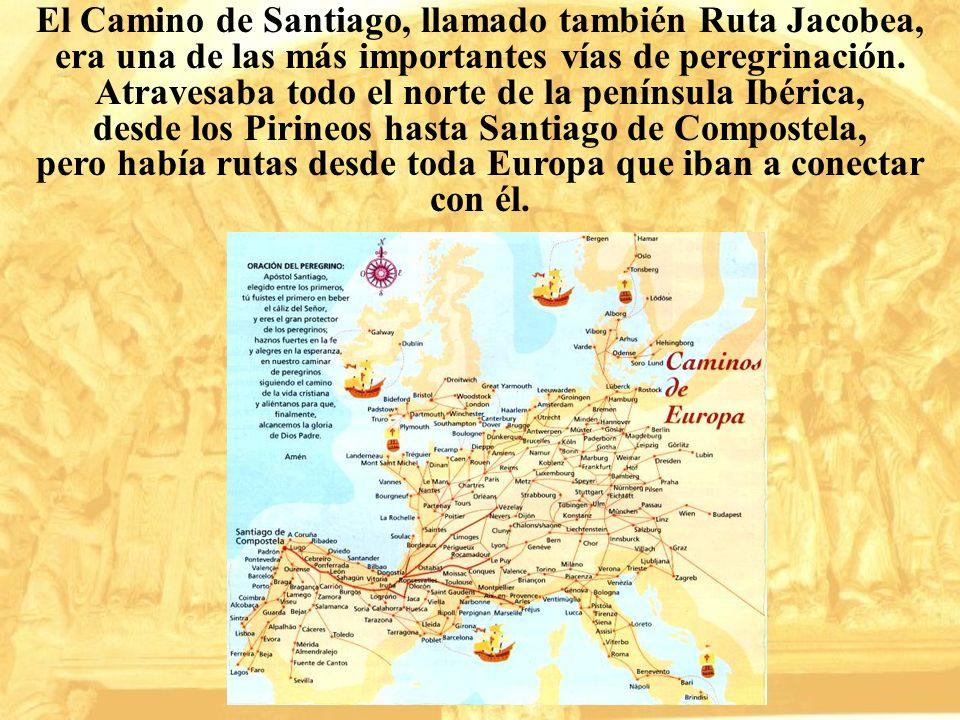 desde los Pirineos hasta Santiago de Compostela,