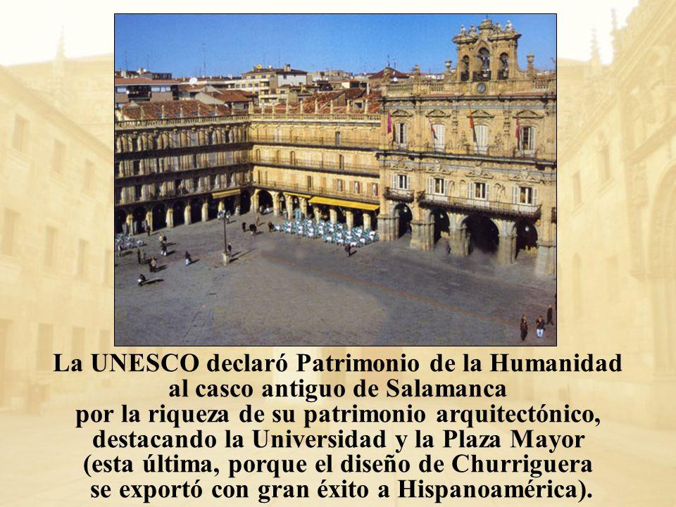 La UNESCO declaró Patrimonio de la Humanidad
