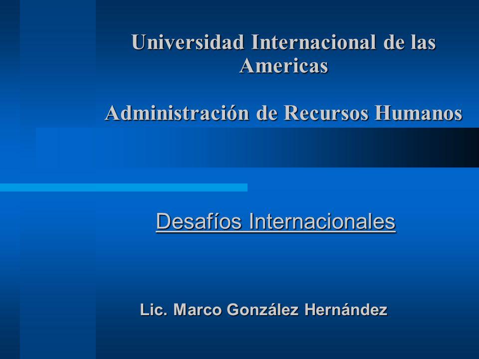 Lic. Marco González Hernández
