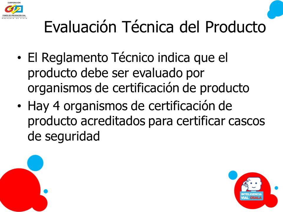 Evaluación Técnica del Producto