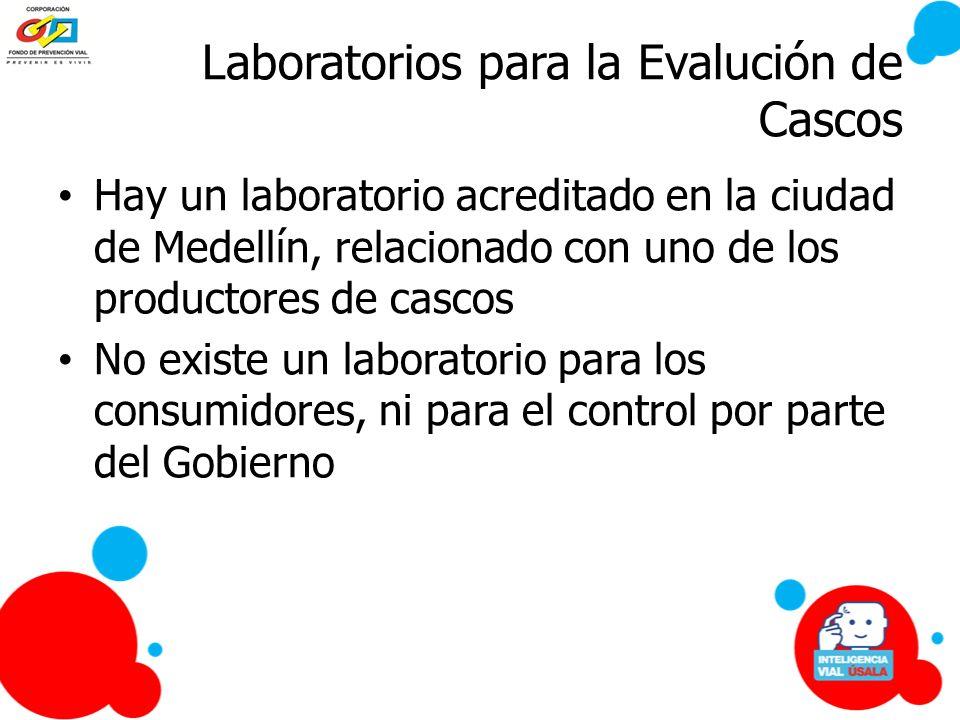 Laboratorios para la Evalución de Cascos