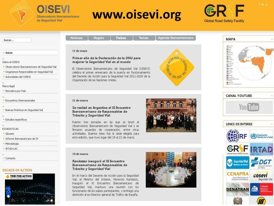 www.oisevi.org 10 Antecedentes: