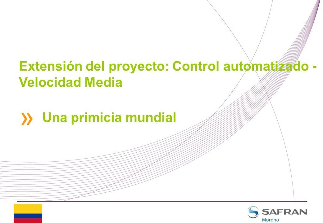 Extensión del proyecto: Control automatizado - Velocidad Media