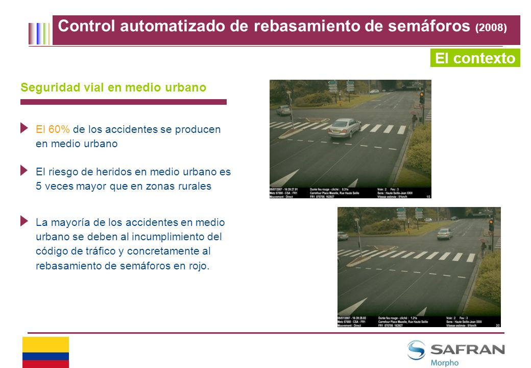 Control automatizado de rebasamiento de semáforos (2008)