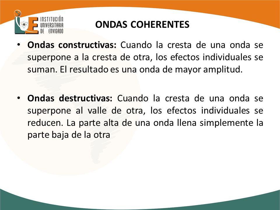 ONDAS COHERENTES