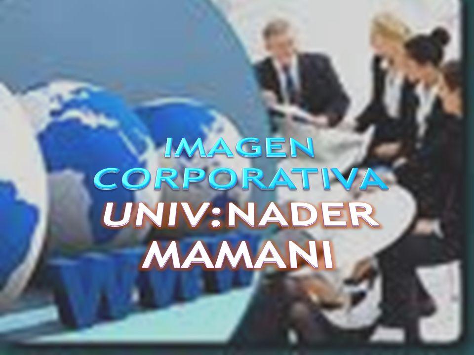 IMAGEN CORPORATIVA UNIV:NADER MAMANI