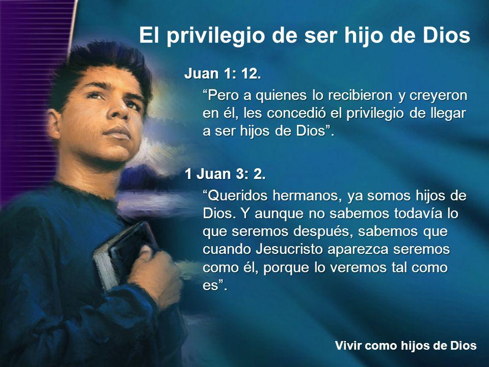Juan 1: 12.