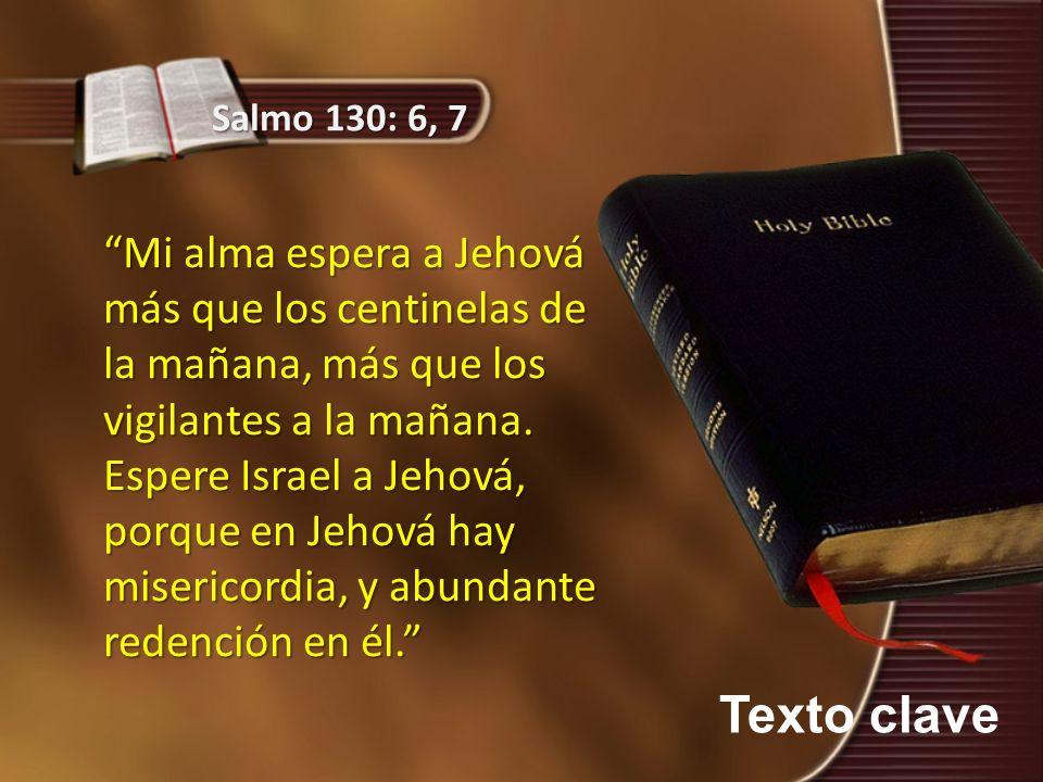 Salmo 130: 6, 7