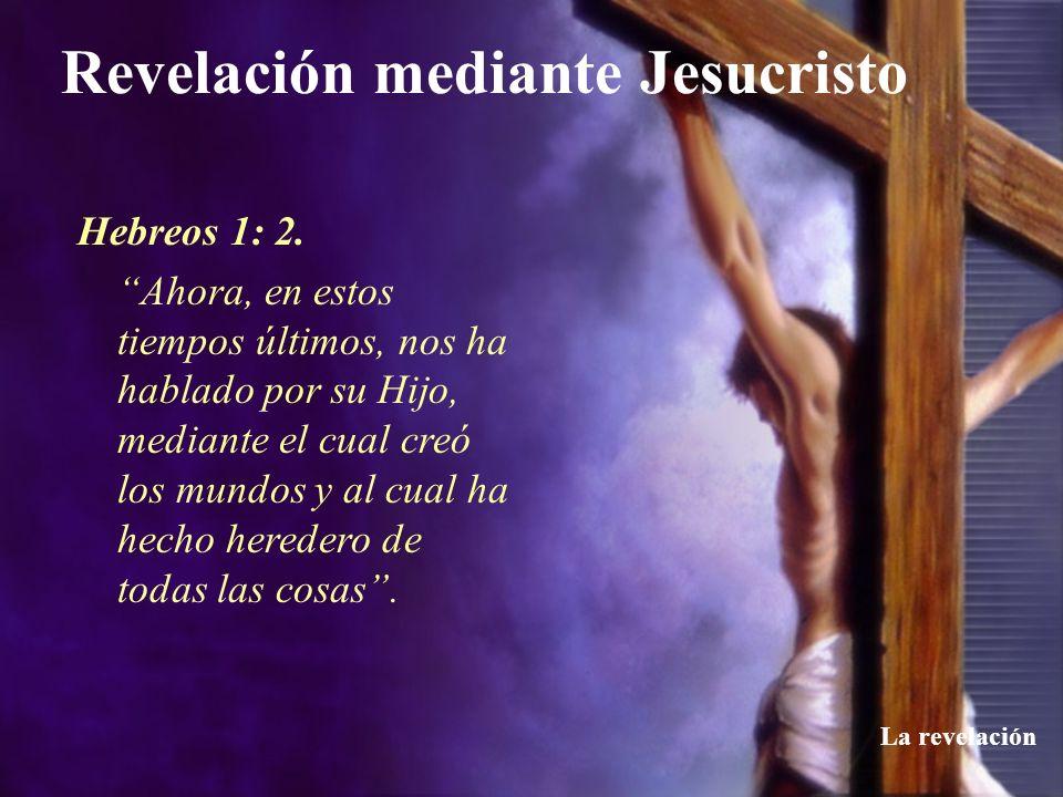 Hebreos 1: 2.