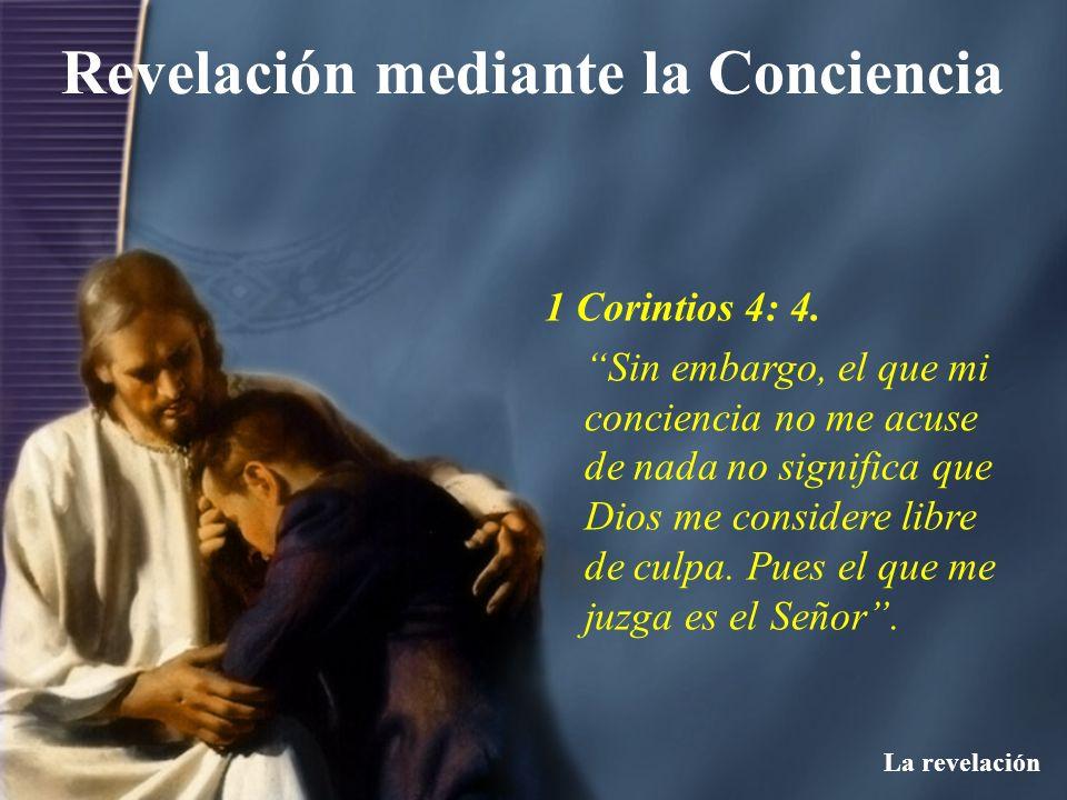 1 Corintios 4: 4.