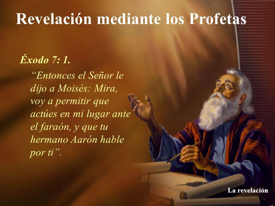 Éxodo 7: 1.