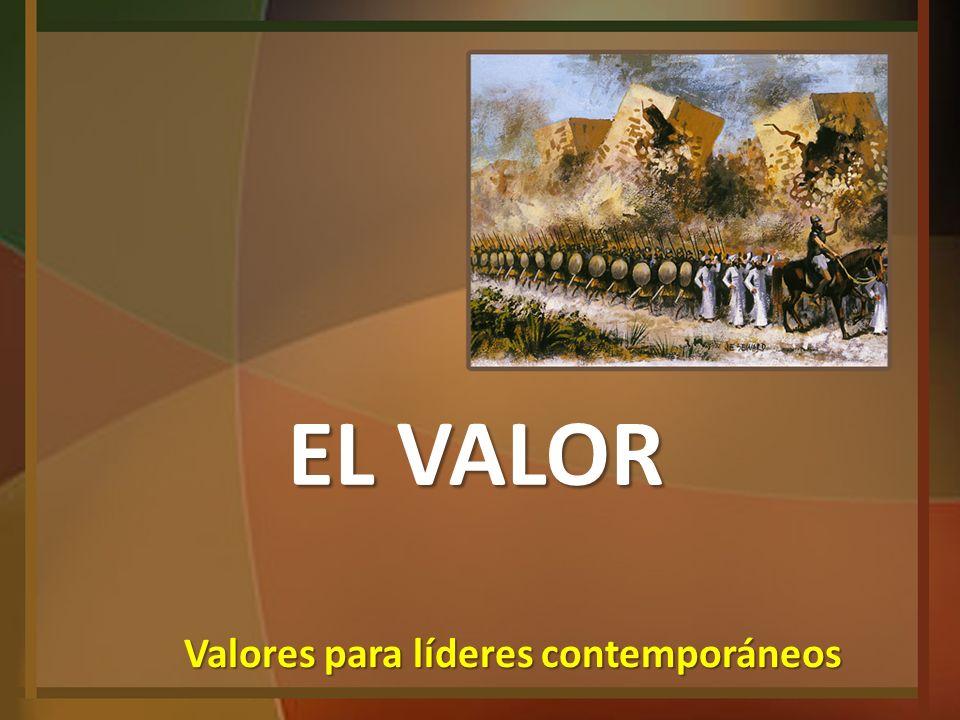 Valores para líderes contemporáneos
